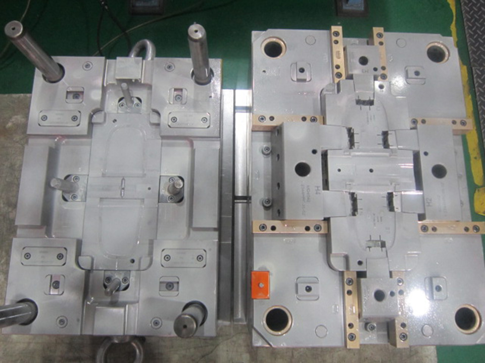 Dongguan injection mold production